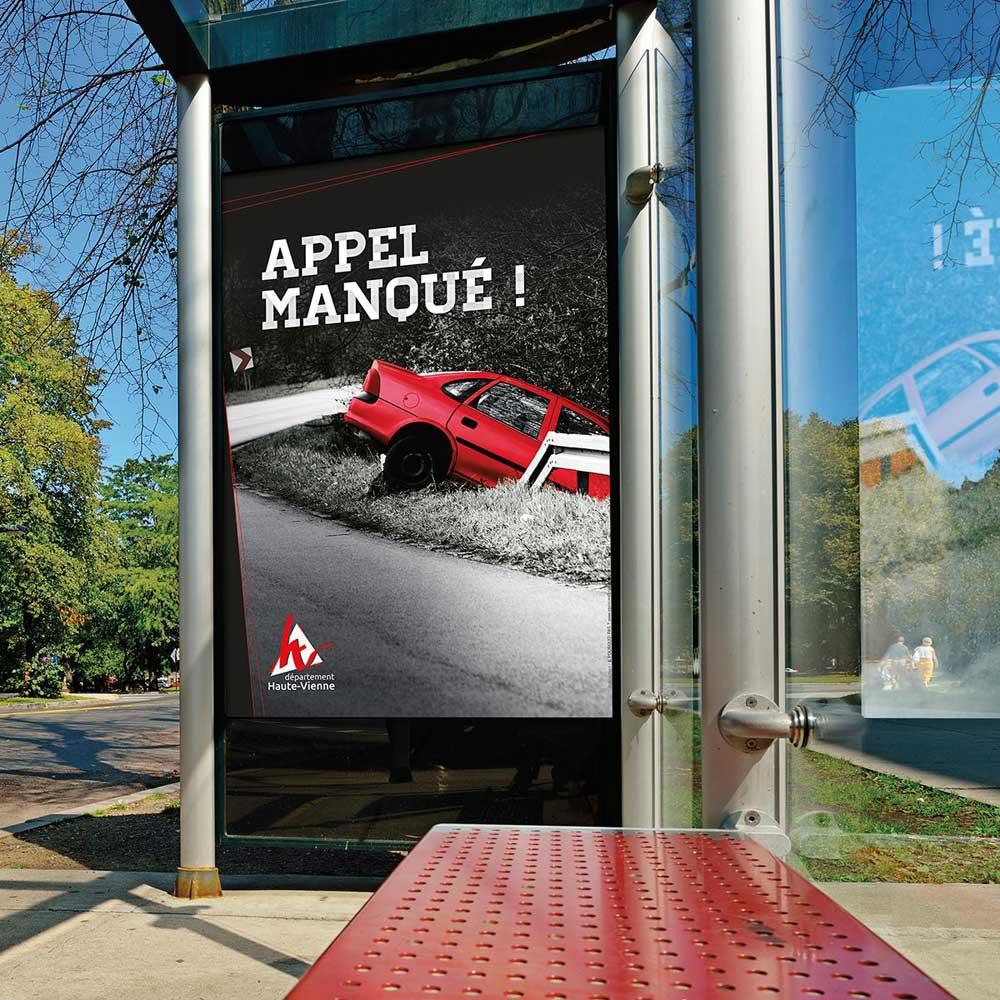 Campagne sécurité Haute-Vienne